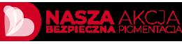 Bezpieczna Pigmentacja Logo